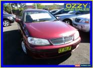 2000 Nissan Pulsar N16 LX Burgundy Automatic 4sp A Sedan for Sale