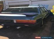1985 FORD FAIRLAINE ZL for Sale