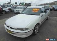 1999 Holden Commodore VSIII S White Automatic 4sp A Utility for Sale