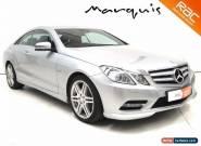 Mercedes E220 CDI BLUEEFFICIENCY SPORT for Sale