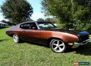 1972 Buick Skylark Suncoupe for Sale