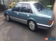 VH SLE 308 4SPEED AUTO 10 BOLT LSD.1982. ORIGINAL V8 CAR. for Sale