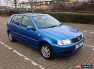 2001 VOLKSWAGEN POLO 1.4 AUTO FULL SERVICE HISTORY LOW MILES for Sale