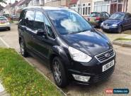 ford galaxy 2.0 TDCi Zetec Powershift 5dr for Sale