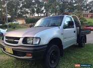 Holden Rodeo Ute PETROL/LPG for Sale
