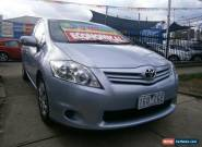 2010 Toyota Corolla ZRE152R MY10 Ascent Blue Automatic 4sp A Hatchback for Sale