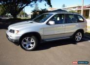 2003 BMW X5 2003 v8 ,10 months rego 173000kms for Sale
