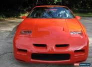 1986 Pontiac Fiero GT for Sale