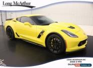 2017 Chevrolet Corvette GRAND SPORT 2 DOOR RWD 7 SPEED MANUAL  COUPE for Sale