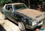 Classic 1972 Pontiac GTO for Sale