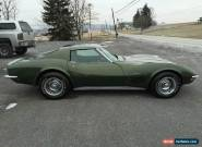 1970 Chevrolet Corvette #s Matching 2 Owner for Sale