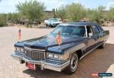 Classic 1976 Cadillac Fleetwood for Sale