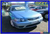 Classic 2006 Ford Falcon BF MkII XT Blue Automatic 6sp A Sedan for Sale