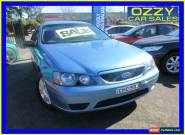 2006 Ford Falcon BF MkII XT Blue Automatic 6sp A Sedan for Sale