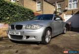 Classic BMW 1 Series 120D M Sport Silver 5 Door Quick Sale! for Sale