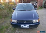 Volkswagen Polo (1997) 5D Hatchback Manual (1.6L - Electronic F/INJ) Seats for Sale