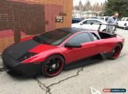 2004 Lamborghini Murcielago Coupe for Sale