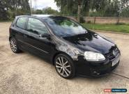 2007 VOLKSWAGEN GOLF 1.4 GT TSI 3 DOOR 6 SPEED TURBO SUPERCHARGED 170 BHP for Sale