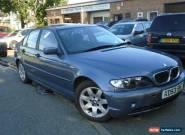 2003 53 BMW 3 SERIES 2.0 320D SE 4D AUTO 148 BHP DIESEL for Sale