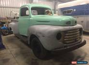 1948 Ford F100 Truck Pick Up (F1) Will Swap for Sale