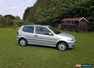 VW Polo 2000  W reg New 12 months MOT 105,000 miles good first car 1.0L 1000cc for Sale