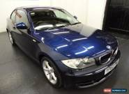 2010 BMW 1 Series 2.0 118d Sport 2dr for Sale