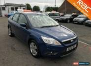 2009 Ford Focus Hatch 5Dr 1.8 125 Style Petrol blue Manual for Sale