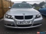 "L@@K 2007* BMW *320D SE 2.0 DIESEL 160 BHP ""57"" REG* SPARES OR REPAIRS **REPO** for Sale"