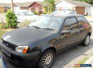 ford fiesta 'black' edition - spares or repairs for Sale