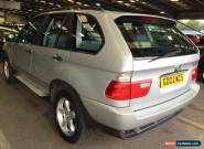 02 BMW X5 3.0 STUNNING SPEC, FULL LEATHER,COLOUR SAT NAV,CLIMATE CRUISE FABULOUS for Sale
