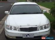 Holden Statesman V6 (2004) 4D Sedan Automatic (3.8L - Supercharged MPFI) for Sale
