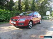 Ford Focus 1.6 ( 100ps ) 2007.5MY Zetec Climate for Sale