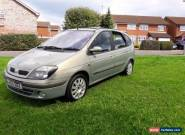 Renault Scenic 1.6 Automatic MPV Fully working MOT til 2018 Worth A LOOK!! for Sale