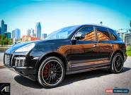 2008 Porsche Cayenne Turbo for Sale