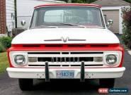 Mercury: M100 Unibody for Sale