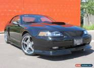 2001 Ford Mustang Roush Stage 2 for Sale