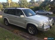 2004 Suzuki Grand Vitara Wagon MANUAL - FIX UP for Sale
