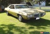 Classic Pontiac: Firebird for Sale
