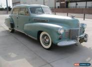 1941 Cadillac Fleetwood for Sale