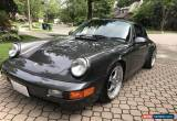 Classic 1991 Porsche 911 Carrera 4 for Sale