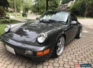1991 Porsche 911 Carrera 4 for Sale