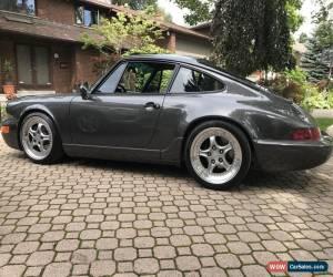 Classic 1991 Porsche 911 Carrera 4 for Sale