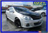 Classic 2006 Holden Astra AH MY06.5 SRi Silver Manual 6sp M Coupe for Sale