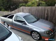 Ford Ba xr6 ute for Sale