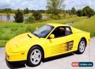 1990 Ferrari Testarossa for Sale