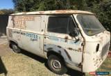 Classic Vintage Fiat Van for Sale
