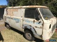 Vintage Fiat Van for Sale