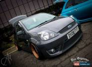 FORD FIESTA 1.6TDCi Zetec S / Modified Show Car for Sale