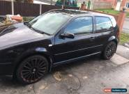 volkswagen golf gt tdi 2L for Sale
