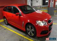 Red Hot 2014 Holden Commodore SV6 Sports Wagon for Sale